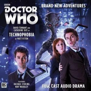 Doctor Who Technophobia von Matt Fitton Hörspielkritik