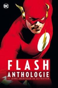 Flash Anthologie 75 Jahre im Zeitraffer Comickritik
