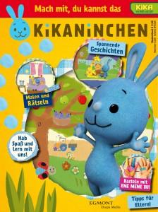 KiKANiNCHEN Magazin 01 / 2017 Comickritik