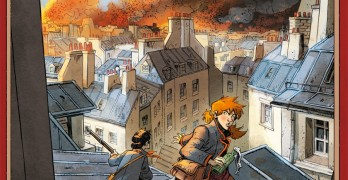 Auf die Barrikaden Band 3 Wir werden nichts über ihre Weiber sagen von Wilfrid Lupano und Xavier Fourquemin Comickritik