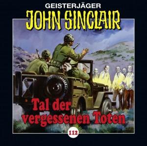 Geisterjäger John Sinclair Folge 112 Tal der vergessenen Toten