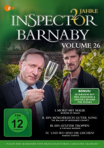 Inspector Barnaby Volume 26