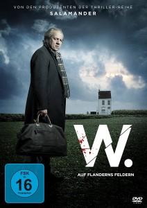 Kommissar W. Auf Flanderns Feldern DVD Kritik