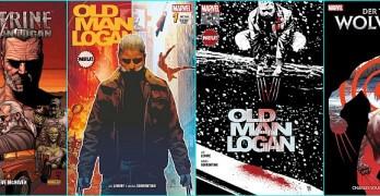 Old Man Logan – die brillant-düstere Comic-Vorlage zum Kino-Blockbuster Logan – The Wolverine!