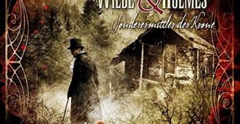 Oscar Wilde und Mycroft Holmes Folge 6 Hexenwald Hörspielkritik