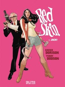 Red Skin Band 2 Jacky von Xavier Dorison und Terry Dodson