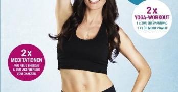 Bodyshaping mit Fatburning HIIT Pilates & Yoga by Kate Hall DVD-Kritik