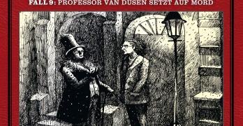 Professor van Dusen Fall 9 Professor van Dusen setzt auf Mord Hörspielkritik