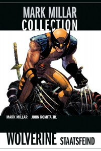 Mark Millar Collection Band 2 Wolverine Staatsfeind von Mark Millar und John Romita Jr. Comickritik