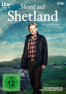 Mord auf Shetland Pilotfilm und Staffel 1 DVD Kritik