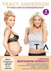 Tracy Anderson Fit nach der Schwangerschaft DVD-Kritik