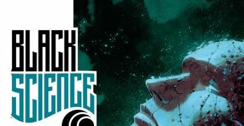 Black Science Band 4 Gotteswelt von Rick Remender und Matteo Scalera Comickritik