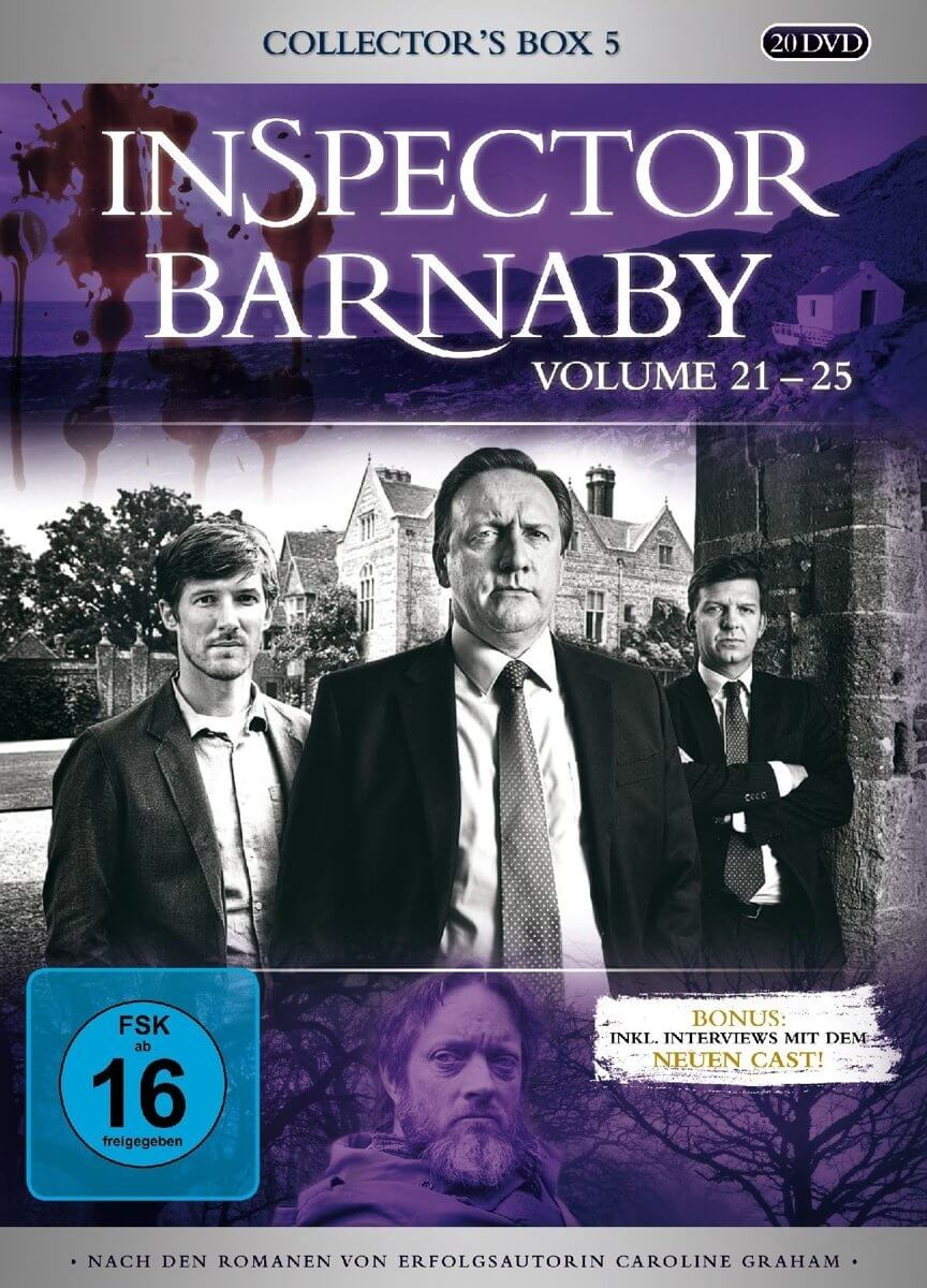Titelmusik Inspector Barnaby