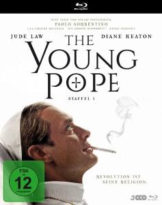 The Young Pope Staffel 1 Blu-ray Kritik