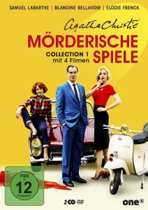 Agatha Christie Mörderische Spiele Collection 1 DVD Kritik
