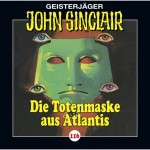 Geisterjäger John Sinclair Folge 116 Die Totenmaske aus Atlantis