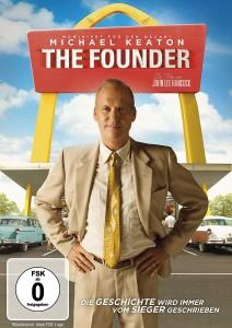 The Founder DVD Kritik