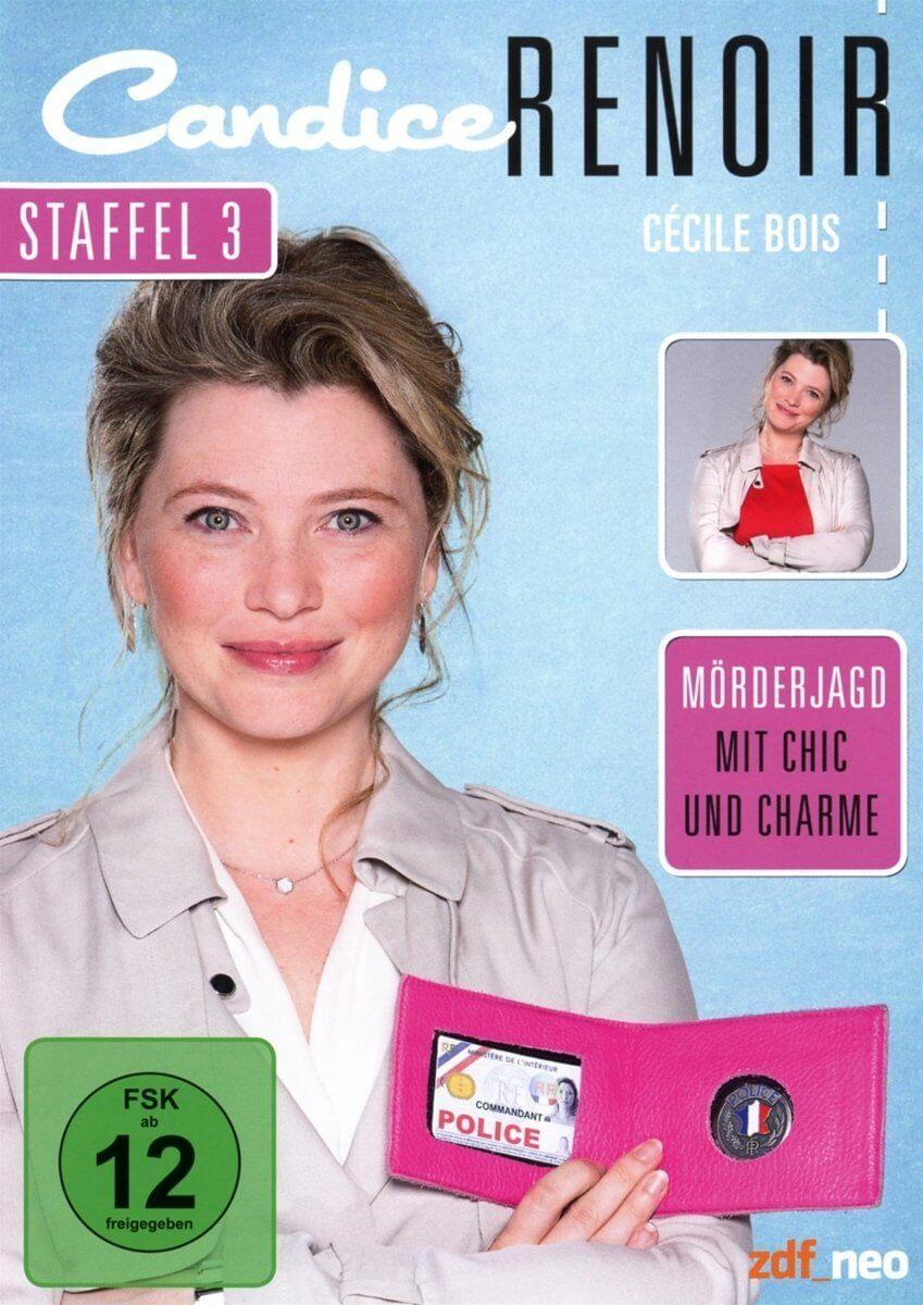Candice Renoir 3. Staffel Deutsch