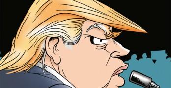 Trump! Eine amerikanische Dramödie von G.B. Trudeau Comickritik