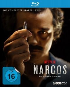 Narcos Die komplette Staffel 2 Blu-ray Kritik
