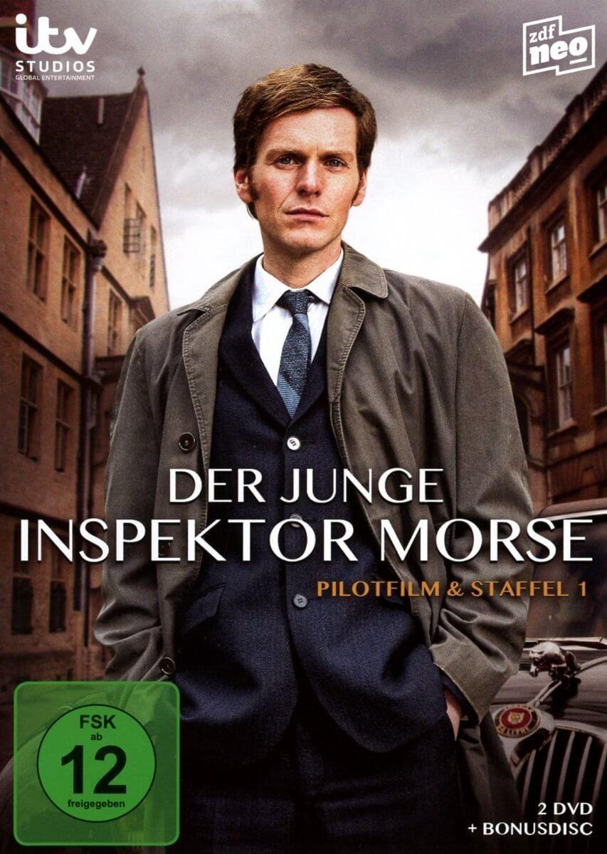 Morse Inspector Junge