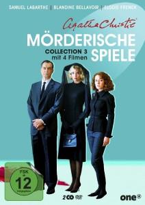 Agatha Christie Mörderische Spiele Collection 3 DVD Kritik