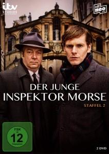Der junge Inspektor Morse Staffel 2 DVD Kritik