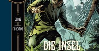H.G. Wells Band 4 Die Insel des Doktor Moreau von Dobbs und Fabrizio Fiorentino Comickritik