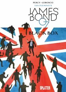 James Bond Band 5 Black Box von Benjamin Percy und Rapha Lobosco Comickritik