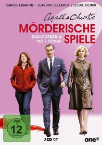 Agatha Christie Mörderische Spiele Collection 4 DVD Kritik