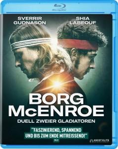 Borg McEnroe Duell zweier Gladiatoren Blu-ray Kritik