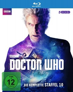 Doctor Who Die komplette Staffel 10