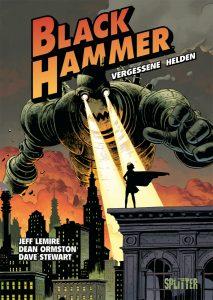 Black Hammer Band 1 Vergessene Helden von Jeff Lemire und Dean Ormston Comickritik
