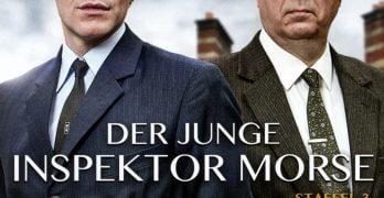Der junge Inspektor Morse Staffel 3 DVD Kritik