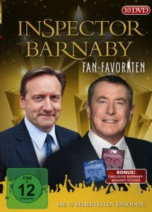 Inspector Barnaby Fan-Favoriten DVD Kritik
