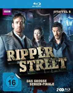 Ripper Street Staffel 5