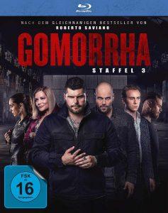 Gomorrha Staffel 3 Blu-ray Kritik