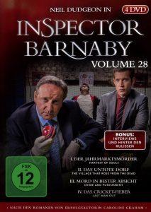 Inspector Barnaby Volume 28 DVD Kritik