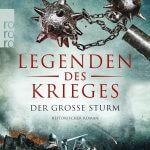 Legenden des Krieges Band 4 Der große Sturm von David Gilman