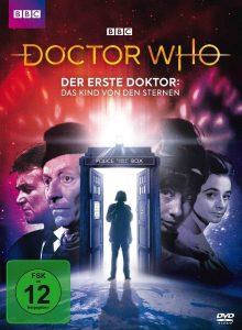 Doctor Who Der erste Doktor Das Kind von den Sternen DVD Kritik