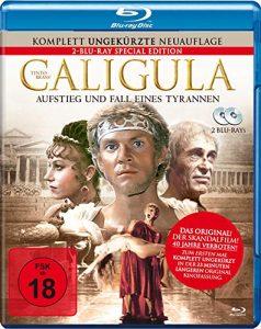Caligula Aufstieg und Fall eines Tyrannen Blu-ray Kritik