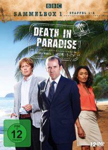 Die erste Death in Paradise Sammelbox erscheint am 23.09.2018