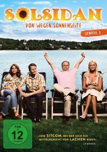 Solsidan Von wegen Sonnenseite Staffel 1 DVD Kritik