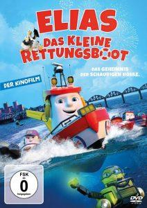 Elias Das kleine Rettungsboot Der Kinofilm DVD Kritik