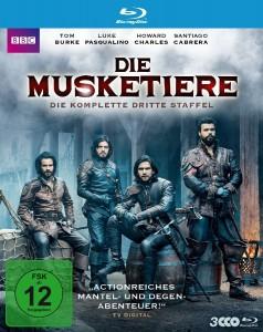 Die Musketiere Die komplette dritte Staffel