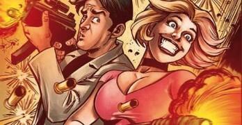 A Train called Love Band 2 Liebe in Zeiten des Wahnsinns von Garth Ennis und Mark Dos Santos Comickritik