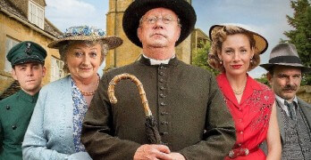 Father Brown Staffel 4 DVD Kritik