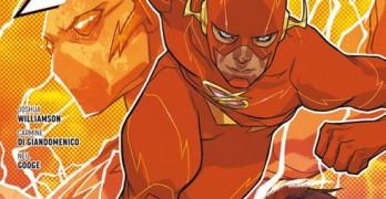 Flash Sonderband 1 Die Flash-Akademie von Joshua Williamson, Carmie Di Giandomenico und Neil Googe Comickritik