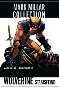 Mark Millar Collection Band 2 Wolverine Staatsfeind von Mark Millar und John Romita Jr.