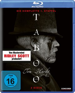 Taboo Die komplette erste Staffel Copyright: Concorde Home Entertainment